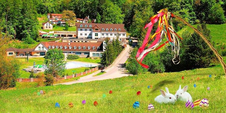 Veľkonočný wellness pobyt s programom v hoteli Remata***, dieťa do 15 rokov zdarma!