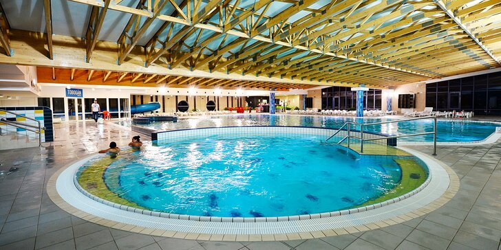 Pobyt v HORSKOM HOTELI TATRAN v prekrásnej prírode stredného Slovenska a skvelý relax v Holidayparku Kováčová!
