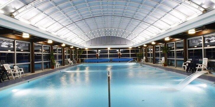 Pobyt v kúpeľnom mestečku Vyšné Ružbachy a skvelý wellness relax v Aqua Thermall Wellness Grand Hotel STRAND****