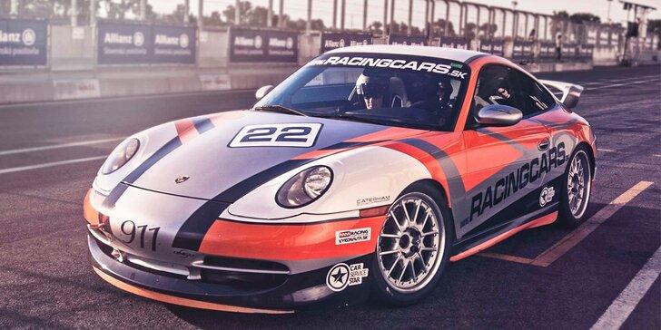 Najlepšia jazda vášho života! Vytúrujte na SLOVAKIA RINGU Porsche 911 GT3 S2 alebo BMW E36 ako jeho vodič