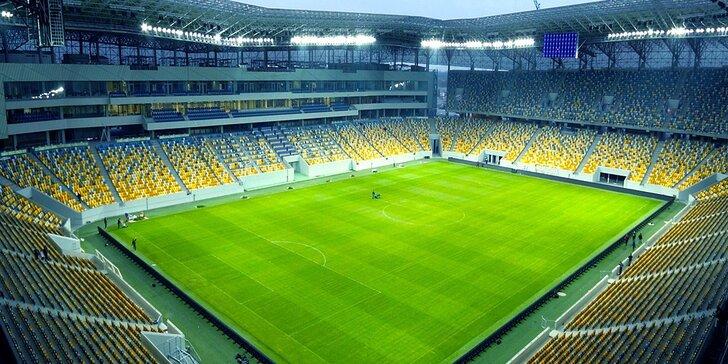 Zažite skutočnú atmosféru na semifinále Európskej ligy Šachtar Doneck - Sevilla FC s ubytovaním a prehliadkou mesta!