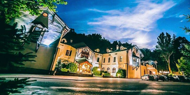 Pobyt pre 2 osoby v historickom Hoteli Bankov**** v Košiciach
