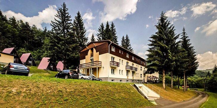 Dovolenkujte v malebnom údolí Strážovskej pahorkatiny v Horskom hoteli Magura*** s polpenziou alebo plnou penziou. Deti do 3 rokov zdarma!