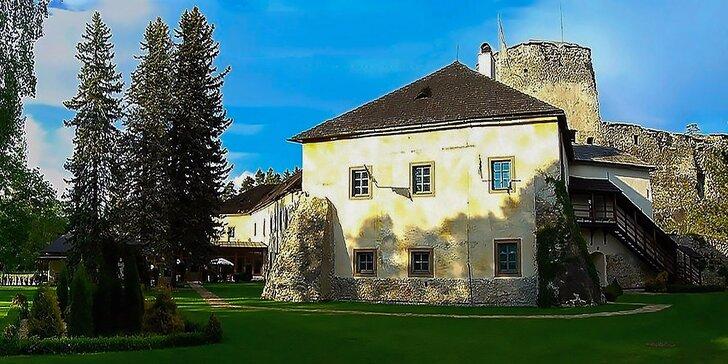 Chateau GrandCastle**** - poďte s nami do romantickej rozprávky