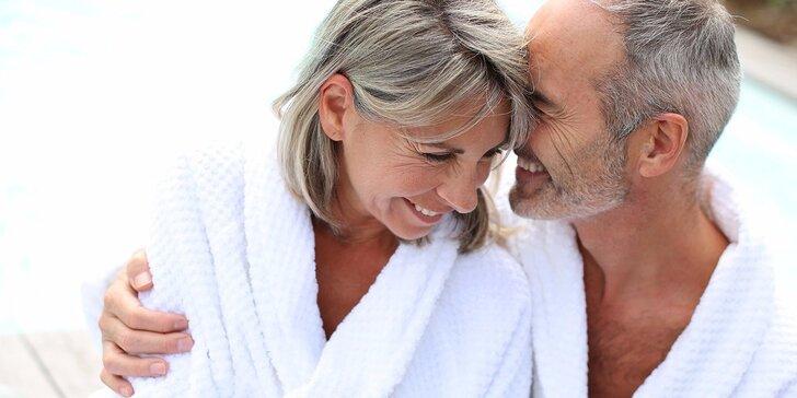 Letná kúpeľná dovolenka v hoteli Máj Piešťany***+ s množstvom liečebných procedúr (nielen) pre starých rodičov