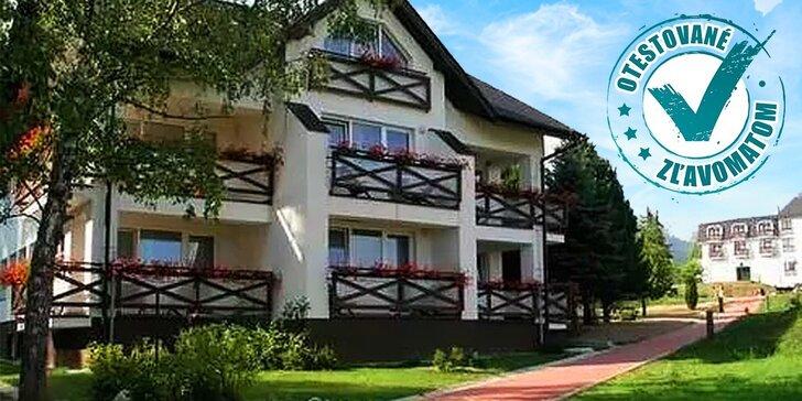 Romantický wellness pobyt vo Vile HOREC*** vo Vysokých Tatrách + dieťa do 12 rokov zadarmo!