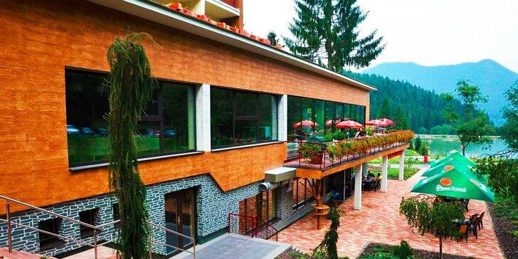 Relax a turistika s wellness v hrabovskej doline pod Veľkou Fatrou s liptovskými špecialitami