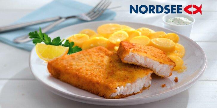 Stredomorské špeciality v NORDSEE! Chyťte si svoju rybku!