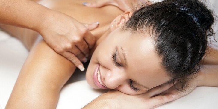 Super oddych pri masážach v Eurovei s možnosťou peelingu alebo infrasauny