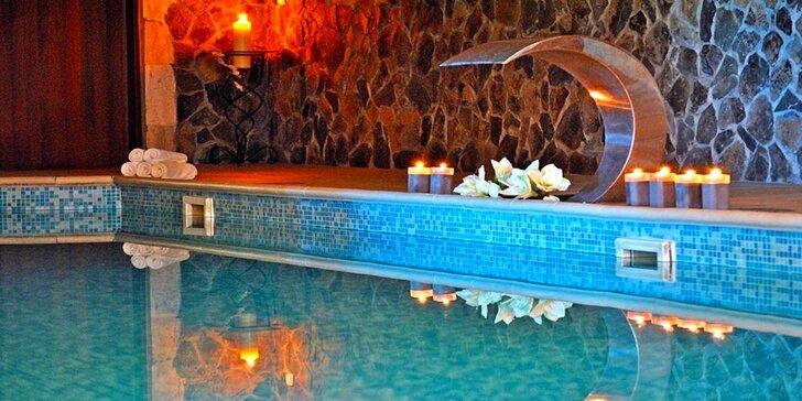 Jarný wellness pobyt pre dvoch v Hoteli Dixon**** v Banskej Bystrici