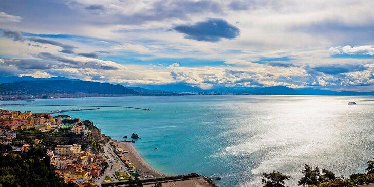 Jedinečný pobytovo - poznávací zájazd na Slnečnú Kampániu - Neapol, Vezuv, Pompeje, ostrov Capri a termálny ostrov Ischia!