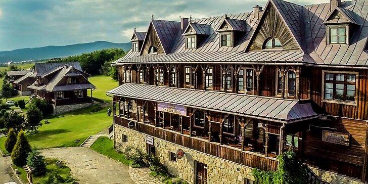 Romantika, luxus, ticho a pokoj uprostred troch národných parkov v historických vilách pre 2 osoby s polpenziou, 20 km od hraníc!