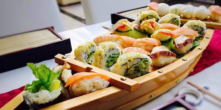 Sushi set - 30 kusov pre dvoch