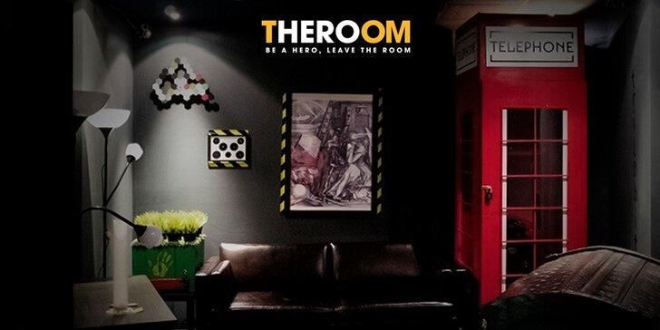 Najpredávanejšia a najlepšie hodnotená escape game THE ROOM!