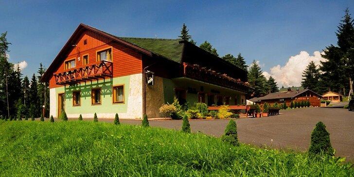Jarný alebo letný pobyt v Jasnej v hoteli Poľovník*** s novým wellness centrom. Dieťa do 12 rokov zdarma!