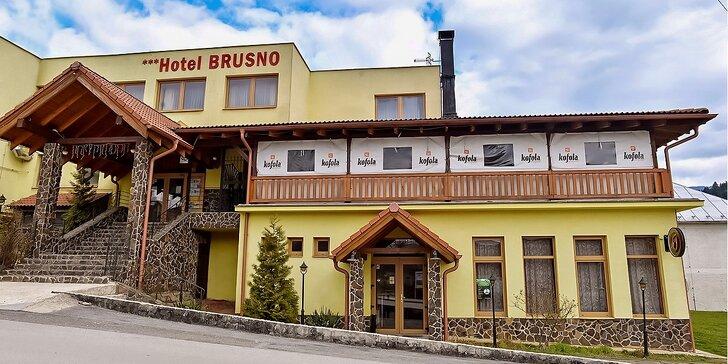 Nechajte sa zlákať skvelým jedlom, súkromným hotelovým wellnessom a čarovnou prírodou Nízkych Tatier, pobyty platné až do konca leta!