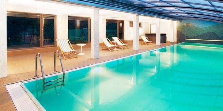 Dovolenka v nových štýlových apartmánoch Vlnka v prímorskom dizajne s raňajkami a neobmedzeným bazénom. Až 2 deti do 12 r. zdarma
