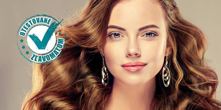 Nový strih a vzhľad vašich vlasov v štúdiu Mary