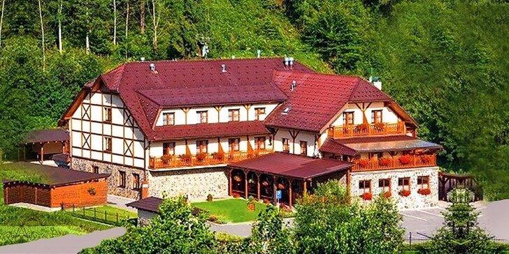 Jarný wellness pobyt pre páry aj rodiny v hoteli Gobor*** v Západných Tatrách + 1 dieťa do 12 rokov zdarma!