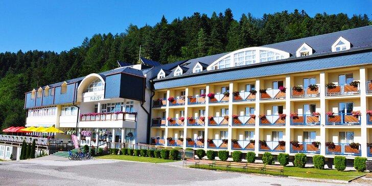 Fantastická dovolenka v Hoteli Plejsy*** Wellness & Fun Resort, dieťa zadarmo