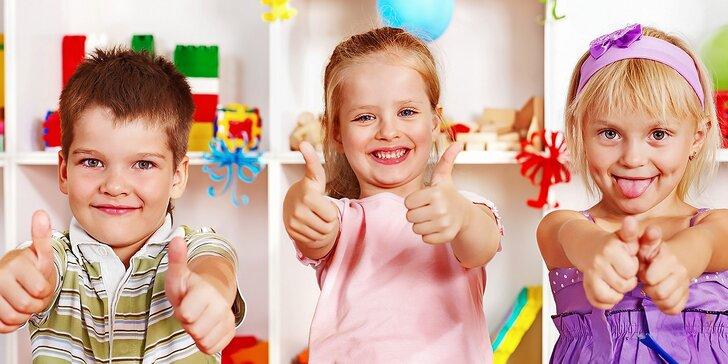 Denný výtvarný tábor pre deti plné fantázie! Leto 2016!