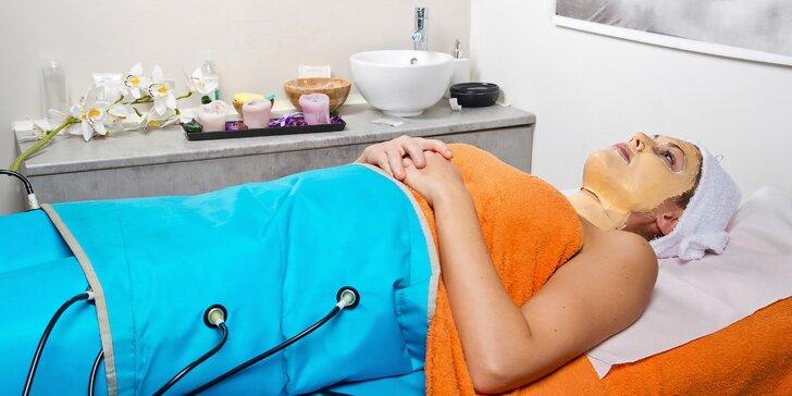 Zbavte sa celulitídy! Lymfodrenáž s anticelulitídnym zábalom a pri permanentke BONUS cvičenie na eliptickom trenážéri