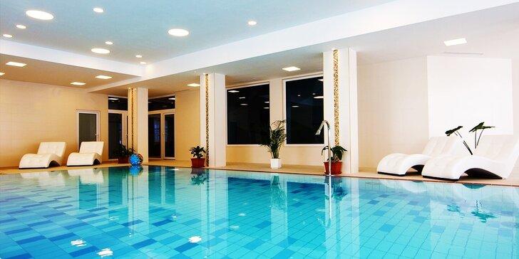 Jarný wellness pobyt pre 2 osoby pod Vysokými Tatrami v novom hoteli Končistá ****