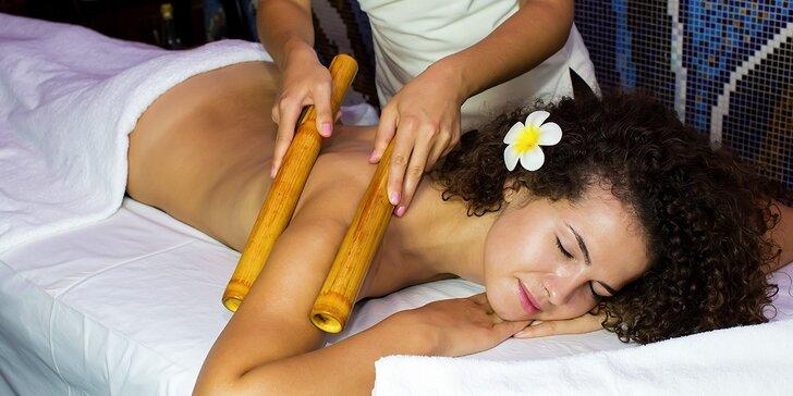 Vyberte si zo 7 rôznych masáži a prežite dokonalé uvoľnenie od hlavy až po končeky prstov