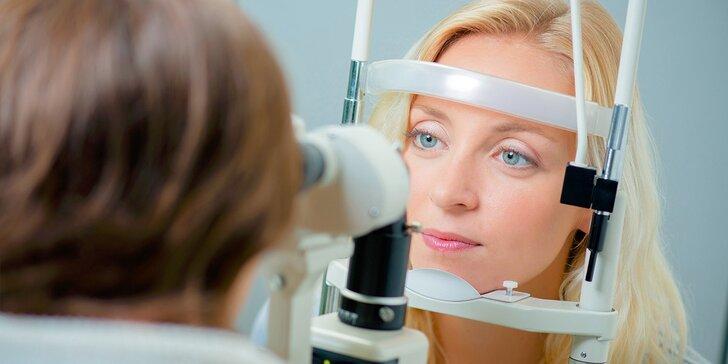 648ae130e Kompletné očné vyšetrenie | Zlavomat.sk
