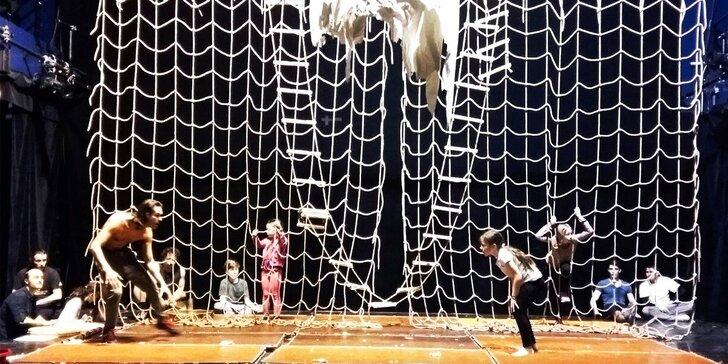 Divadelné predstavenie DŽUNGĽA od R.Kiplinga - 22.5.2016 o 14:00 v Divadle LUDUS