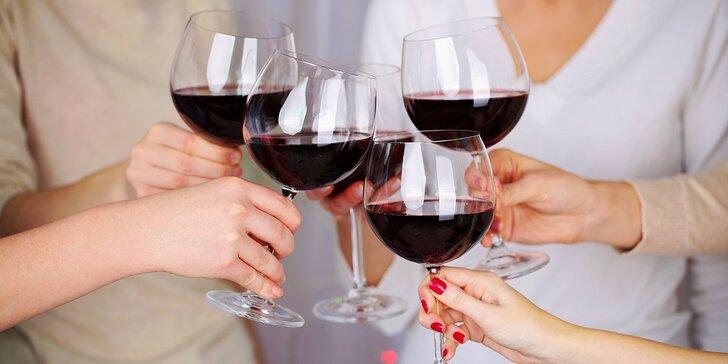 Degustácia bulharských vín spojená s prednáškou someliéra a občerstvením formou bufetových stolov