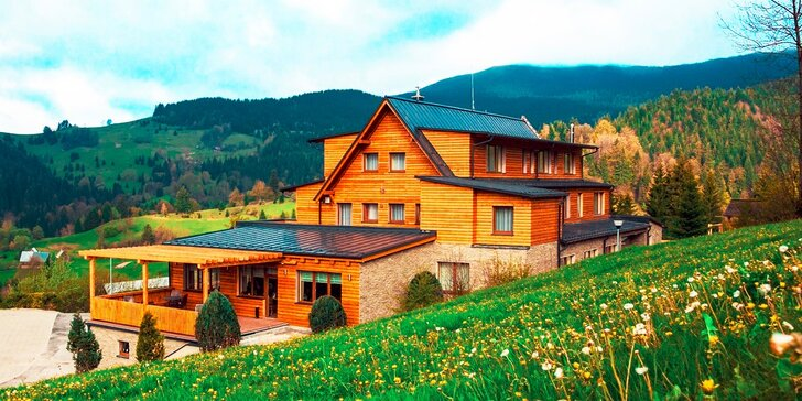 Víkendový wellness pobyt v novozrekonštruovanom horskom hoteli Havrania*** s unikátnou panorámou Malej Fatry