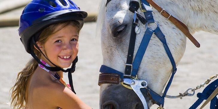 Kurz jazdeckej školy - tip na darček