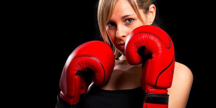 Jednorazový vstup na tréning boxu či mesačná permanentka do Brutal Beast Fight Clubu so vstupom do posilňovne
