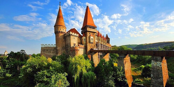 Spoznajte Rumunsko a Transylvániu so skúseným sprievodcom, krajinu vyhlásenú za top destináciu pre rok 2016