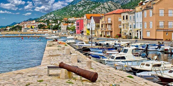 Úžasná dovolenka v Chorvátsku pre 2 až 7 osôb!