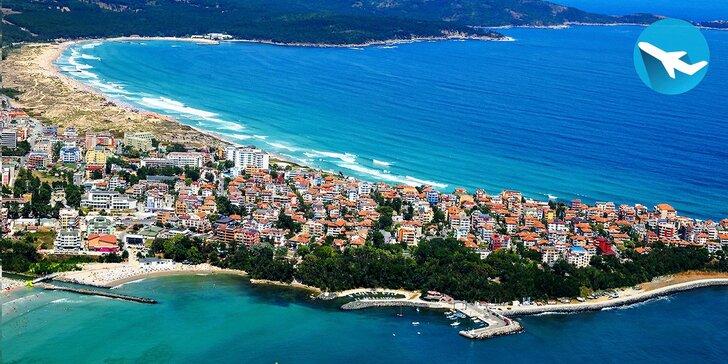 Skvelý 12-dňový letecký zájazd s raňajkami do Primorska v Bulharsku s ubytovaním v hoteli Belitsa*** s príplatkami v cene - konečná cena!