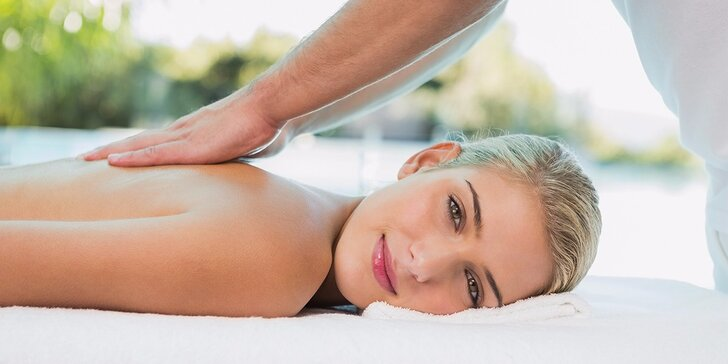 Hodinová klasická masáž celého tela