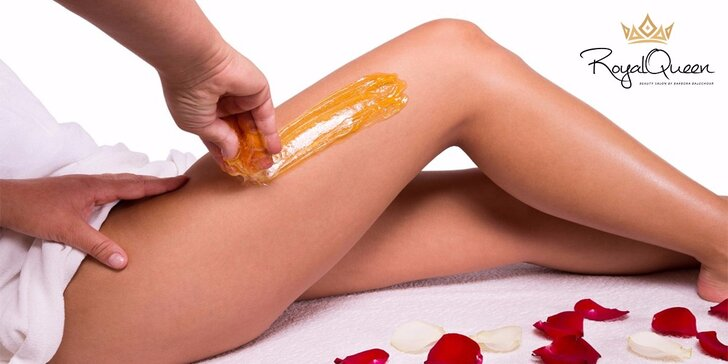 Vyskladajte si depiláciu vybranej oblasti voskom