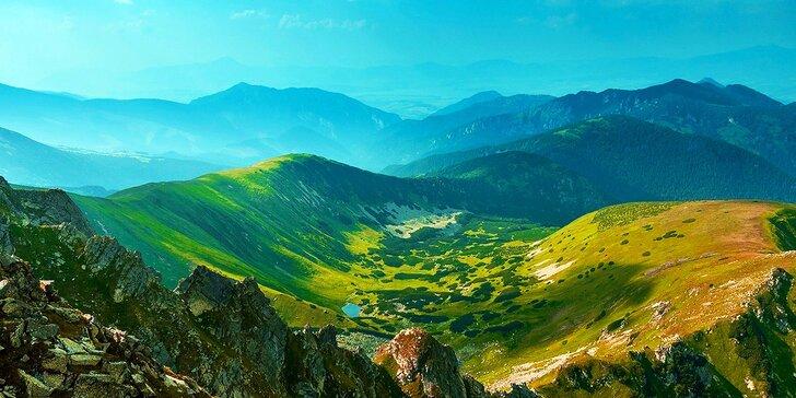 Nádherná príroda, dokonalý pokoj, čerstvý horský vzduch, bohaté možnosti turistiky a komfortné ubytovanie s polpenziou v Nižnej Boci!