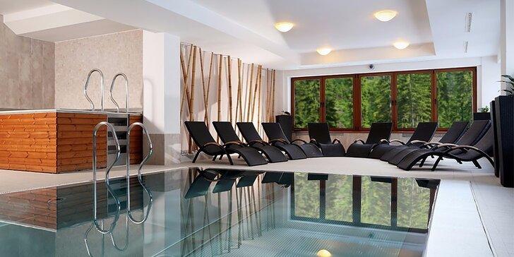 Exkluzívny letný wellness pobyt v luxusnom hoteli FIS**** Jasná