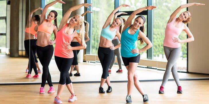 10 vstupov na kardio či relaxačné cvičenia v tanečnej škole DanceCool Katky Štumpfovej