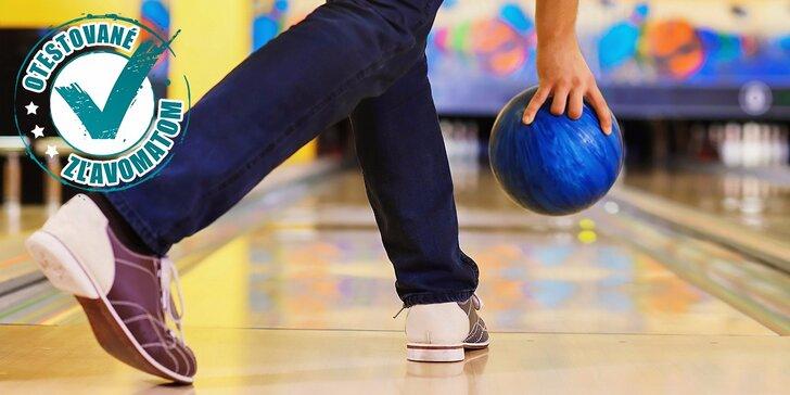 Hodina zábavy na biliarde či bowlingu