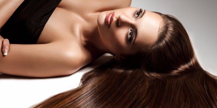Brazílsky keratín - hĺbkové ošetrenie, regenerácia a narovnanie vlasov