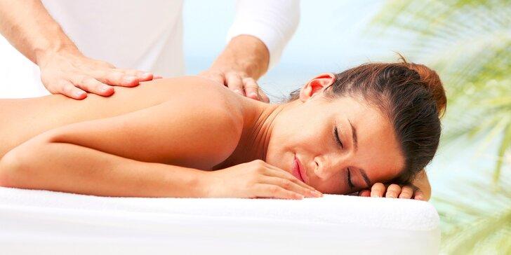 Tradičná indická ajurvédska masáž