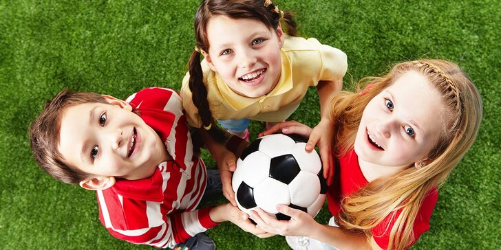 Športový denný tábor pre deti v Casey