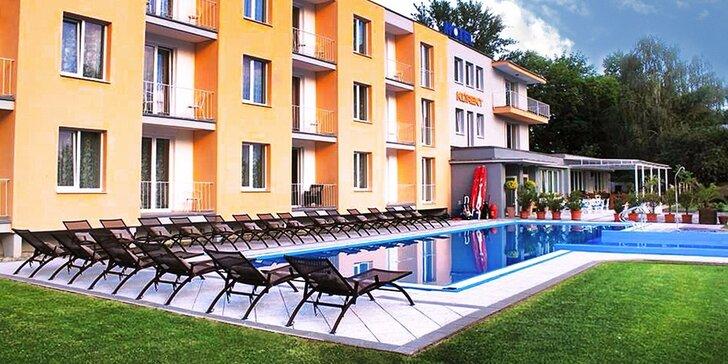 Letná rodinná dovolenka v Hoteli Korekt*** priamo pri obľúbenej vodnej nádrži Sĺňava pri Pieštanoch. Dieťa do 12 rokov zadarmo!