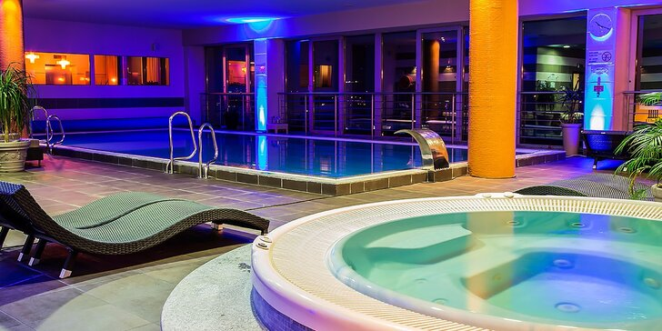 2 hodiny vo wellness centre HOLIDAY INN****