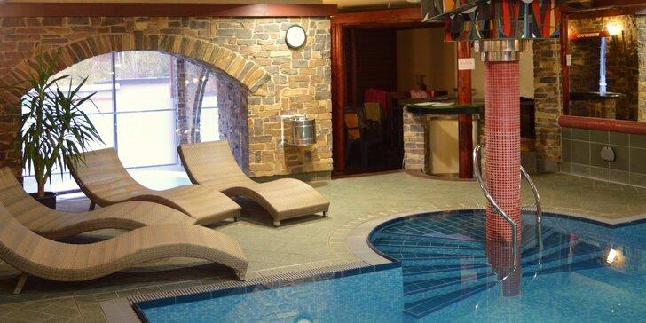 Letný wellness a turistika pod Veľkou Fatrou v apartmánoch hotela Áčko ***