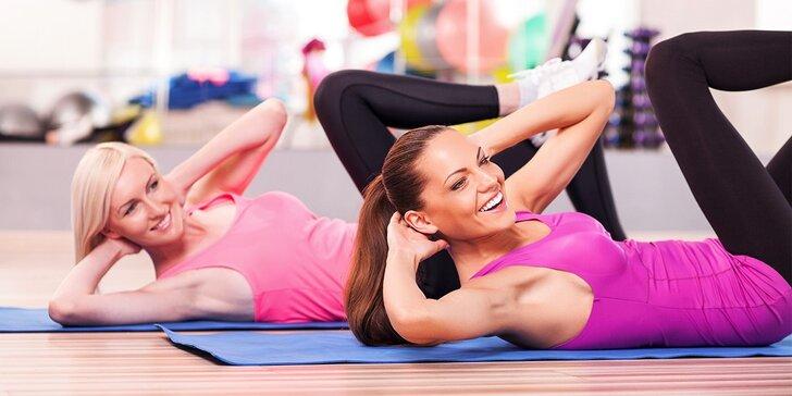 Redukčné a tvarovacie programy v ženskom fitku Reštart. Dostaňte sa do formy!